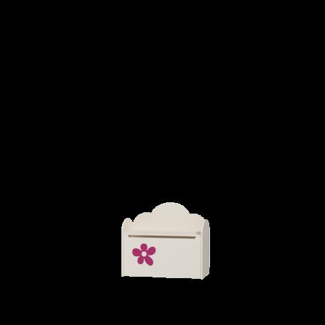 Skrzynia na zabawki FLOWER Baby