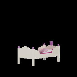Łóżko PRINCESSA