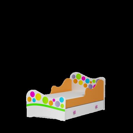 Łóżko RAINBOW