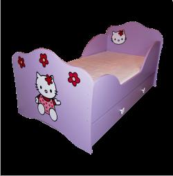 Łóżko KITTY