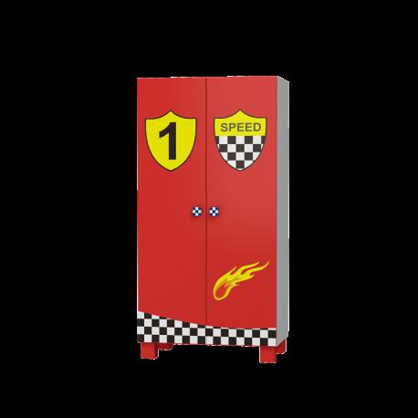 Szafa 2 drzwiowa SUPER SPEED
