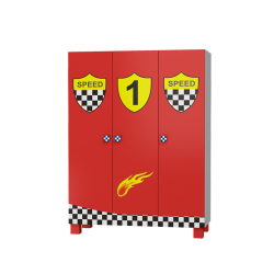 Szafa 3-drzwiowa SUPER SPEED