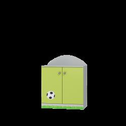 Szafka FOOTBALL 2 drzwiowa