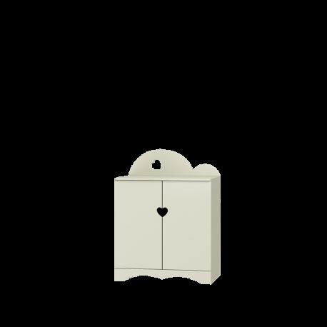 Szafka 2 drzwiowa ROMANTIC Baby