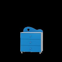 Komoda NEMO 3 szuflady