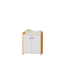 Szafka RAINBOW 2 drzwiowa