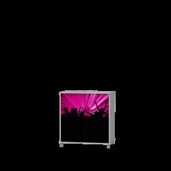Szafka EMO 2 drzwiowa