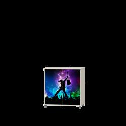 Szafka MUSIC 2 drzwiowa