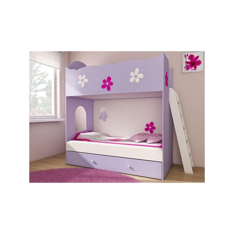 łóżko Piętrowe Zestawy Mebli Dla Dzieci Mebelki Dla