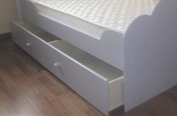 Szuflada pod łóżko BabyBest wzmacniana