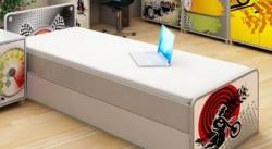 Szuflada pod łóżko Off Road wzmacniana