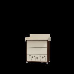 Przewijak nakładany do komody 3 szuflady DAISY Baby