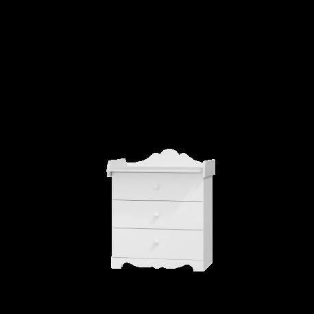 Komoda ROYAL z trzema szufladami