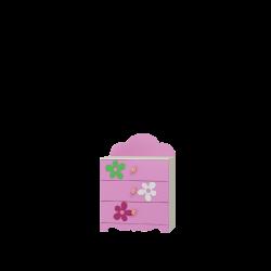 Komoda FLOWER